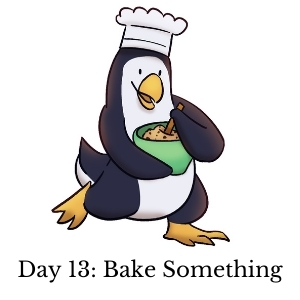 acts of kindness: bake something